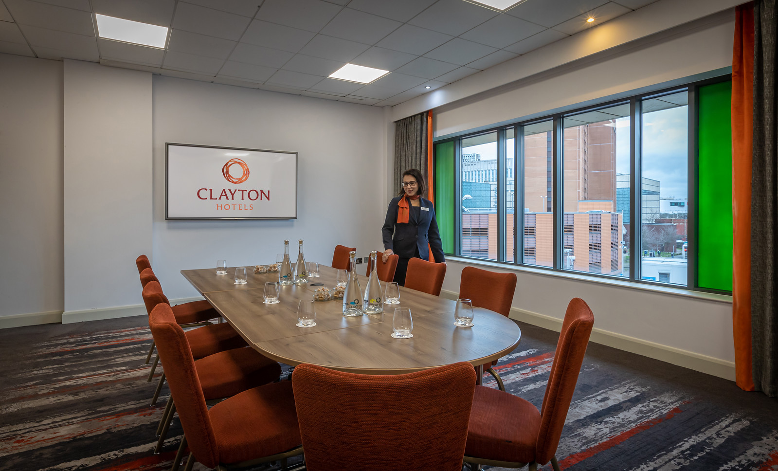 Clayton Hotel Cardiff – Meeting Room 4