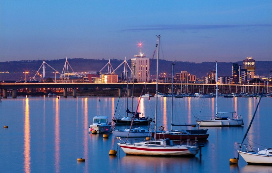 cardiff bay attractions